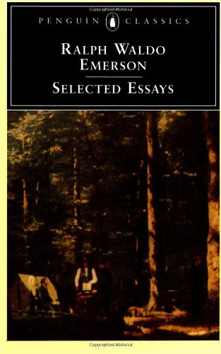 emerson nature and selected essays