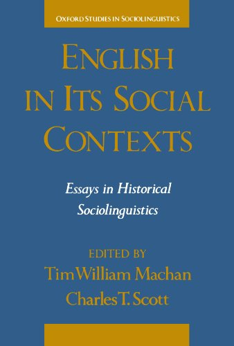 essay on sociolinguistics An introduction to sociolinguistics aita01 1 5/9/05, 4:36 pm blackwell textbooks in linguistics the books included in this series provide comprehensive accounts of.