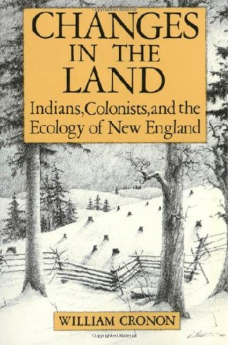 changes in the land essays Changes in the land essay changes in the land william cronon there were many differences between the colonists of new england and the natives that dwelled there in 1600 among these many differences three stood out to be of the upmost importance.