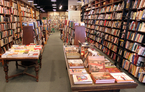 The Book Den in 2010
