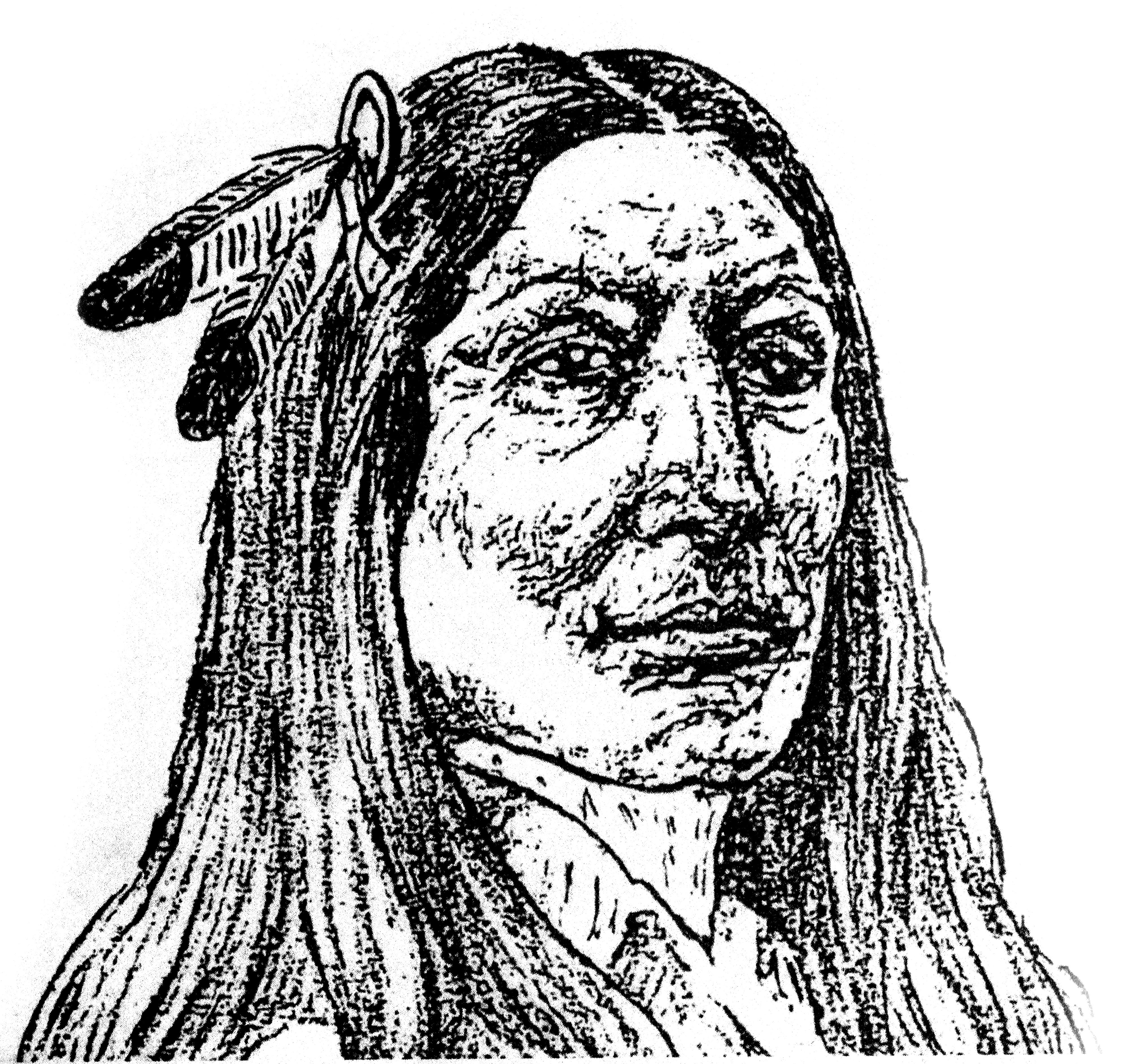 an analysis of the crazy horse story from 19th century Crazy horse, born curly hair, was born in the early 1840's from father, crazy horse, and mother, rattle blanket woman the beginning of the book illustrates the progression of curly hair from childhood, through maturity, into warrior.